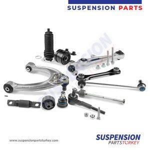 Parts That Constitute Suspension