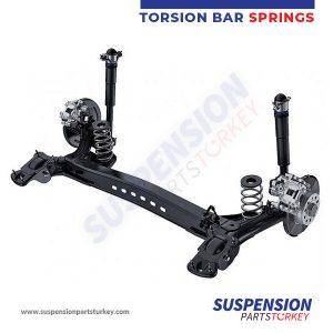 Torsion Bar Springs suspension parts turkey